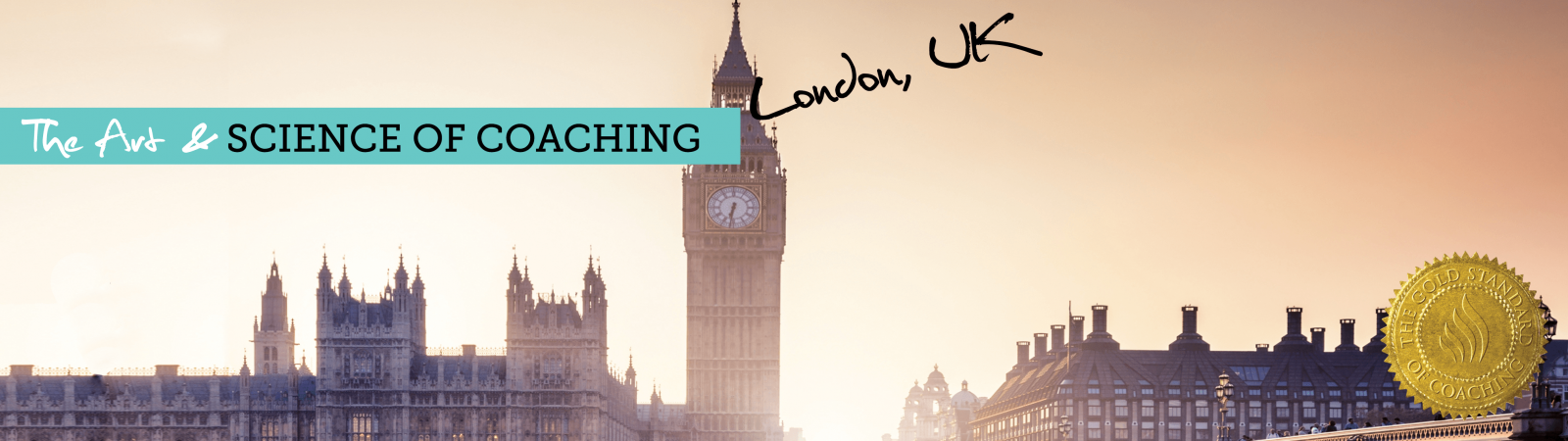 Become a Certified Coach in London, UK. Fast-Track On-Site Training Begins October 3, 2019.